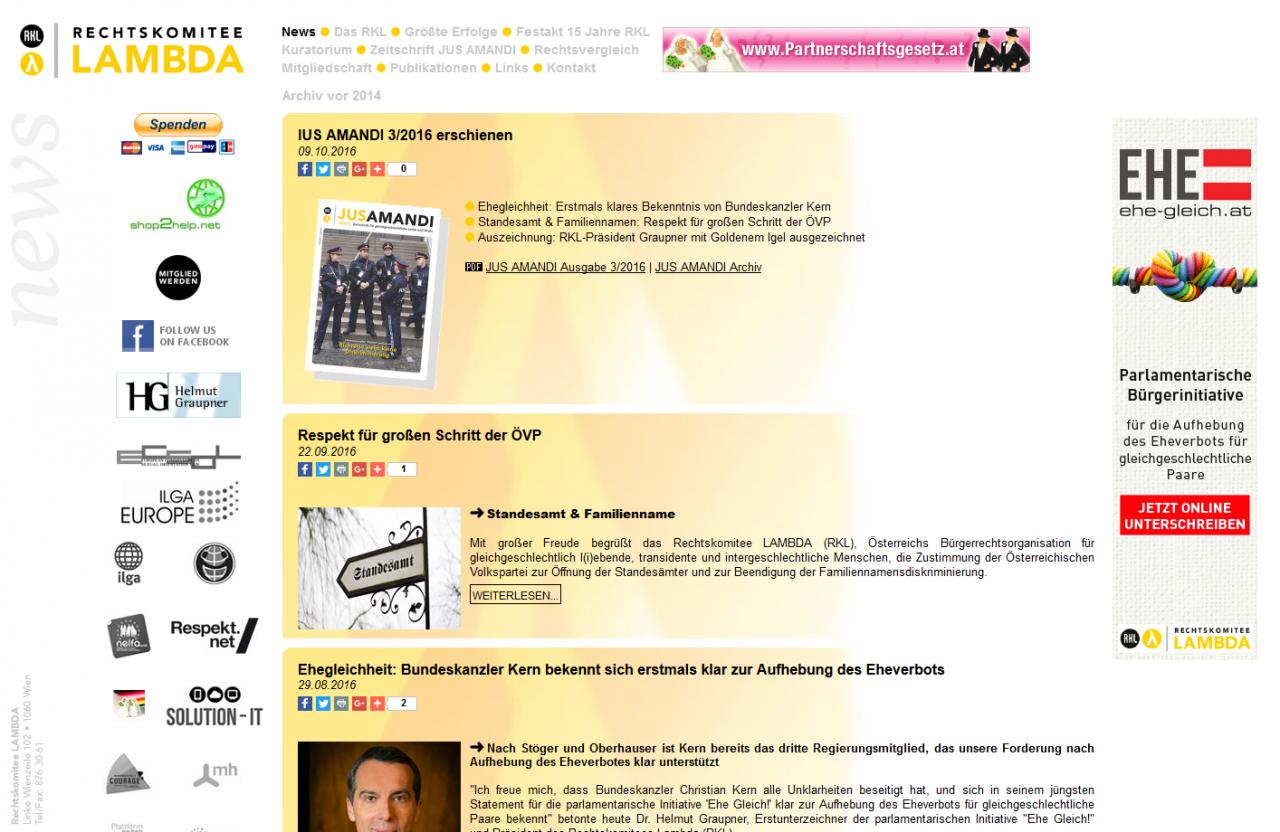 Paare Websites